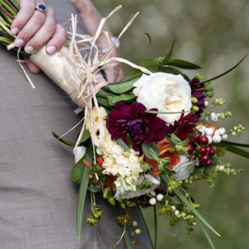 Mixed Fall Bouquet